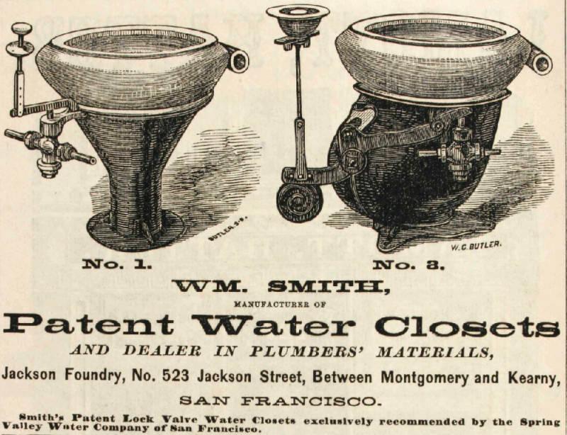 Patent_water_Closet