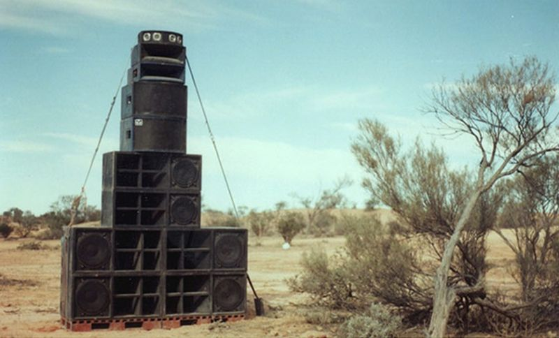 Radical speakers