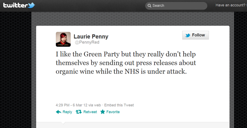 Laurie Penny's political frustrations, part 3036