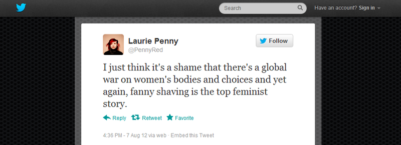 Agonies of the left 18 - war on women's bodies
