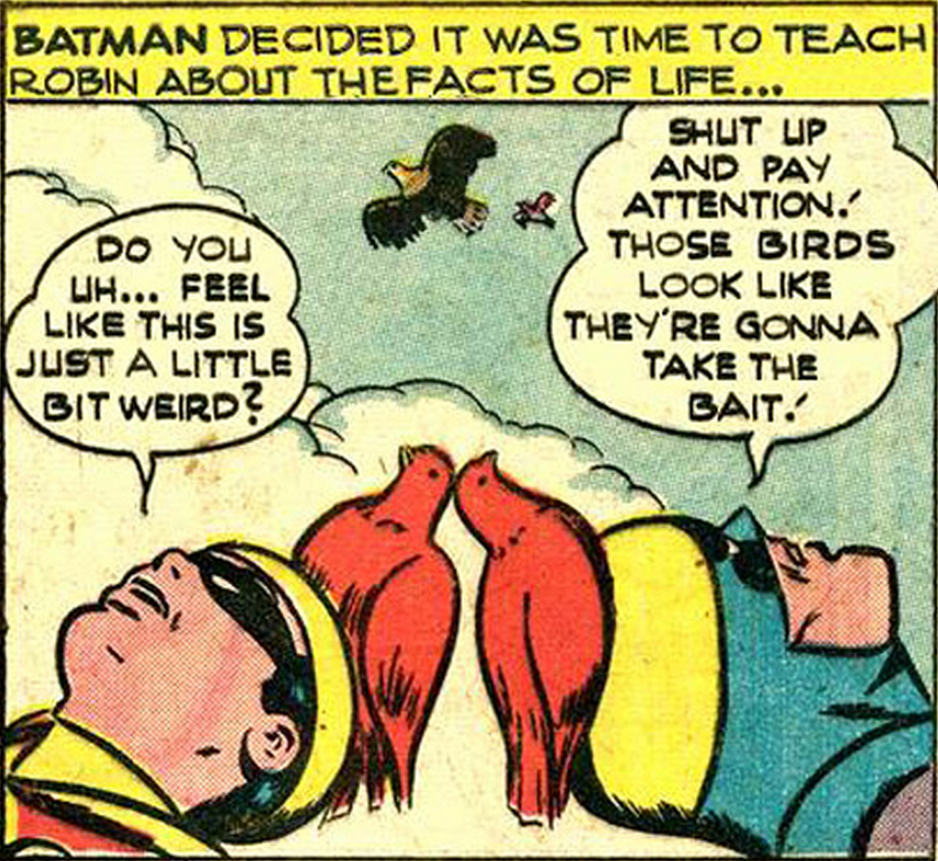 Comics Out of Context Via Out of Context Comics